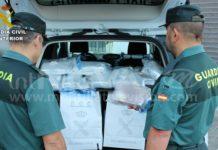 Prisión sin fianza conductor cogido con 11 kg cocaína