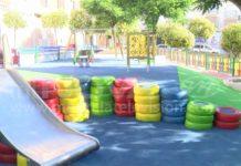 Parque infantil Avda de Italia