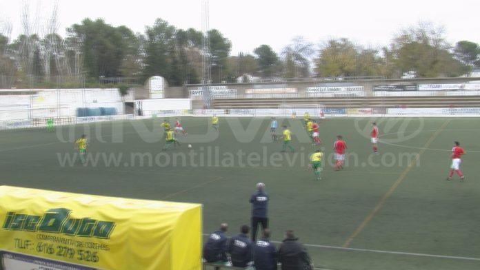 Montilla CF vs Villa del Río