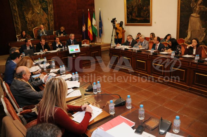 Presupuestos Diputación de Córdoba