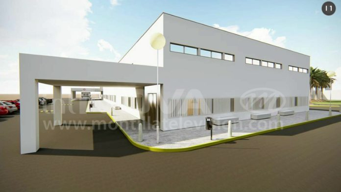Obras Hospital de Montilla