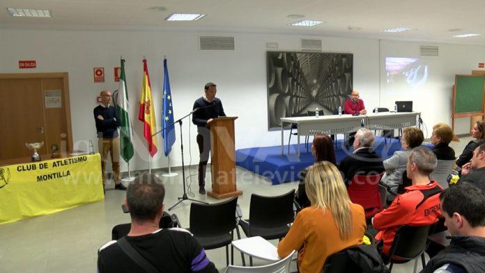 Presentación Club Atletismo Montilla
