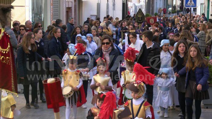 Desfile infantil Colegio San Luis