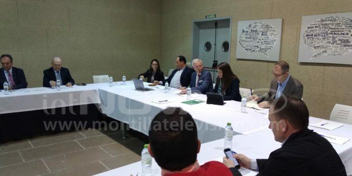 Pleno Consejo Regulador Montilla Moriles