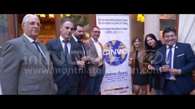 Premios vino