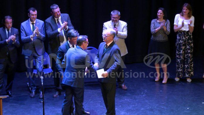Entrega premios Teatro UCI