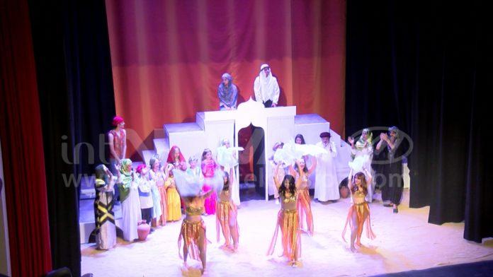 Burka o Yerma Soñada - Escuela de Teatro de Montilla