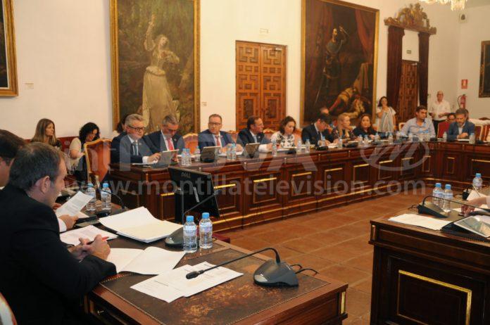Pleno Diputación de Córdoba Septiembre 2019