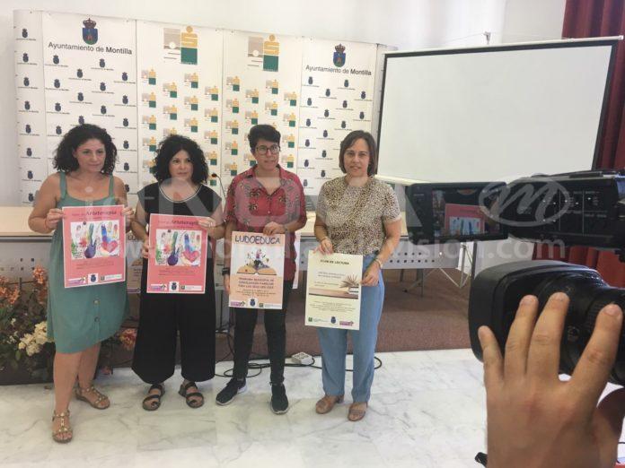 Cursos Concejalía de la Mujer