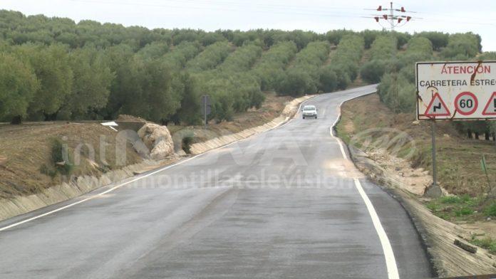 Carretera Montilla al Llano