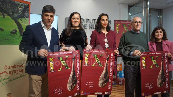 Feria Gastronómica y Cultural de Cumbres Mayores