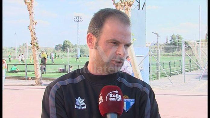 Jesús Fernández Entrenador Montilla CF