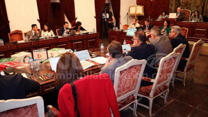 Pleno presupuestos Diputación de Córdoba