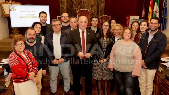 Presupuesto Diputación de Córdoba