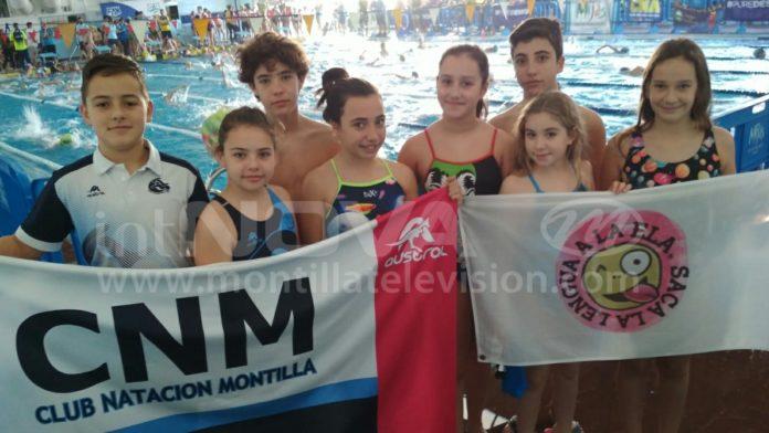 Club Natación Montilla
