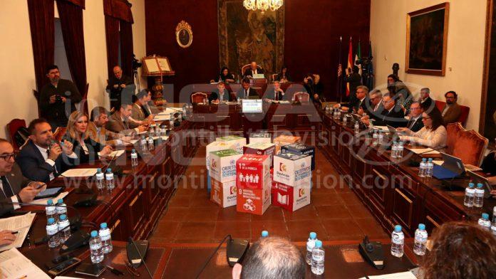 Pleno Diputación de Córdoba