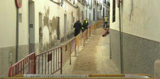 Obras Calle Las Salas