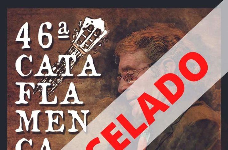 Cancelación 46 Cata Flamenca